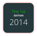 The 1st EDITION 2014